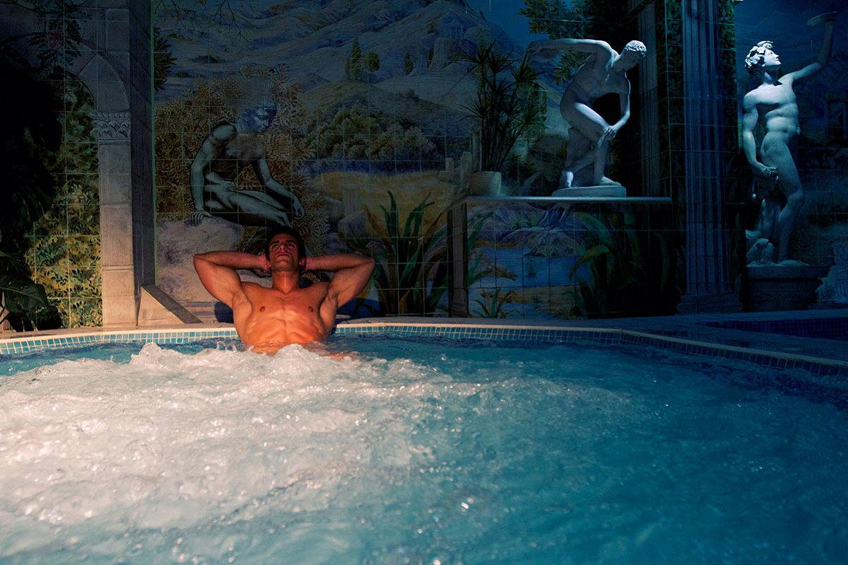 photo piscine et jaccuzi